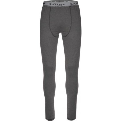 Pánské termo kalhoty LOAP Pette šedá