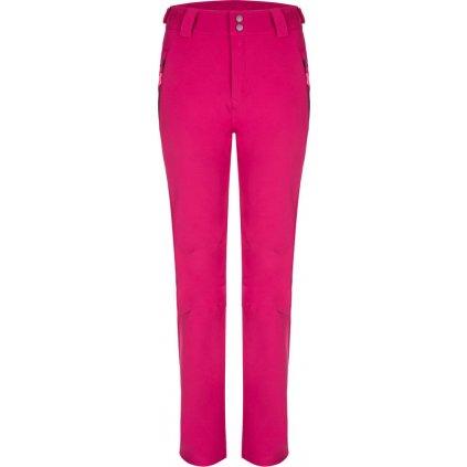 Dámské softshell kalhoty LOAP Lycci růžová