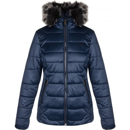 Dámská zimní bunda LOAP Tasia modrá