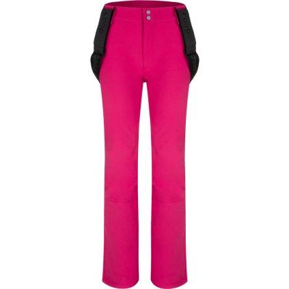 Dámské softshell kalhoty LOAP Lydena růžová