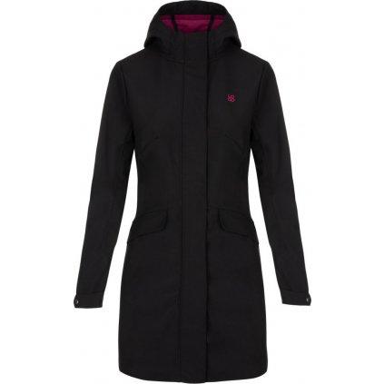 Dámský softshell kabát LOAP Lyena černá