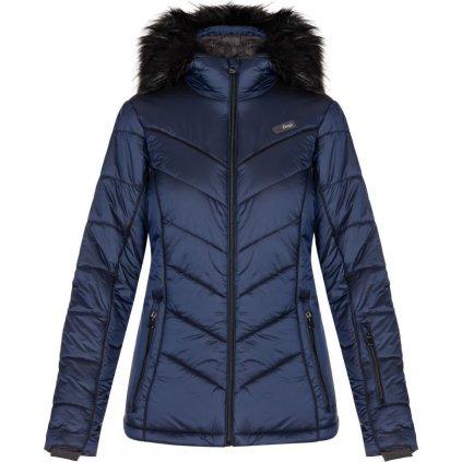 Dámská lyžařská bunda LOAP Odelie modrá
