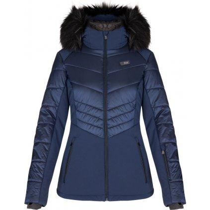 Dámská lyžařská bunda LOAP Odiana modrá