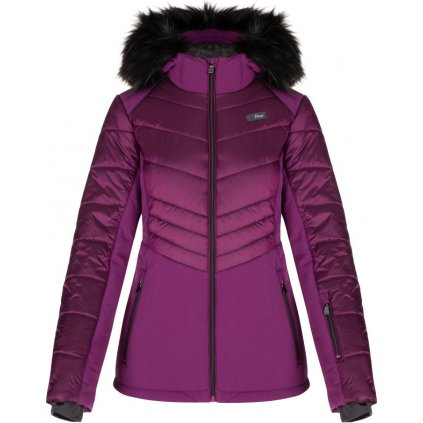 Dámská lyžařská bunda LOAP Odiana fialová