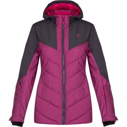 Dámská lyžařská bunda LOAP Otifa růžová