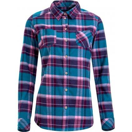 Dámská košile WOOX Camisia Mosaic Chica