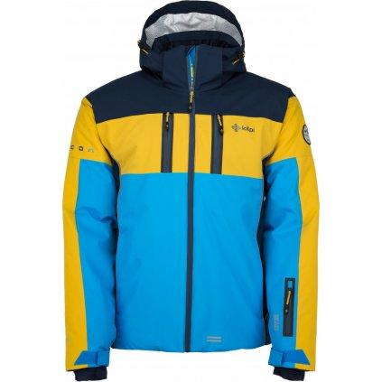Pánská lyžařská bunda KILPI Falcon-m modrá