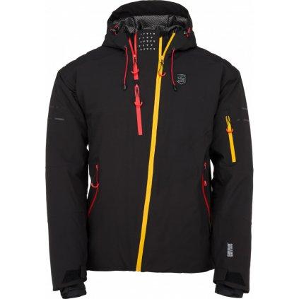 Pánská lyžařská bunda KILPI Asimetrix-m černá