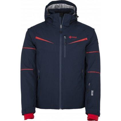 Pánská lyžařská bunda KILPI Martin-m tmavě modrá