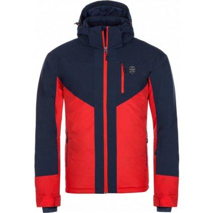 Pánská lyžařská bunda KILPI Tauren-m červená