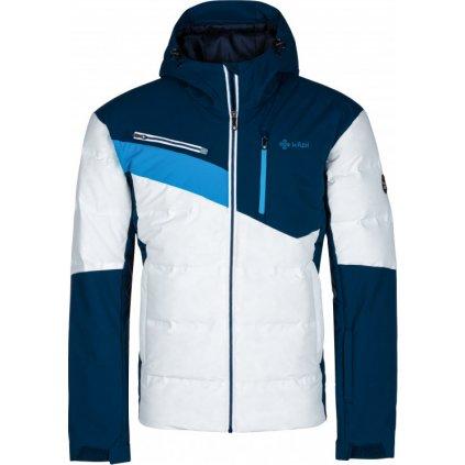 Pánská lyžařská bunda KILPI Teddy-m bílá