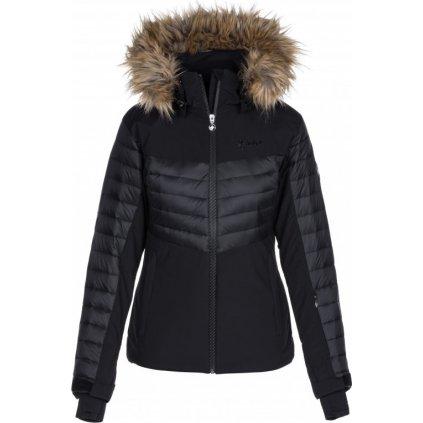 Dámská lyžařská bunda KILPI Breda-w černá