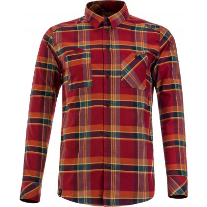 Pánská košile WOOX Camisia Syrah Senor