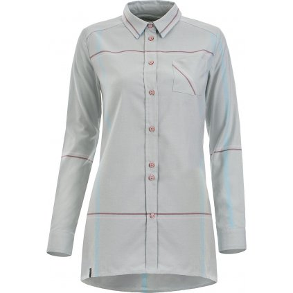 Dámská košile WOOX Camisia Parfait Long Chica