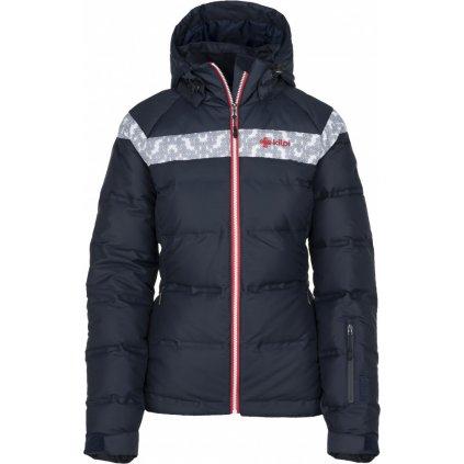 Dámská lyžařská bunda KILPI Synthia-w tmavě modrá