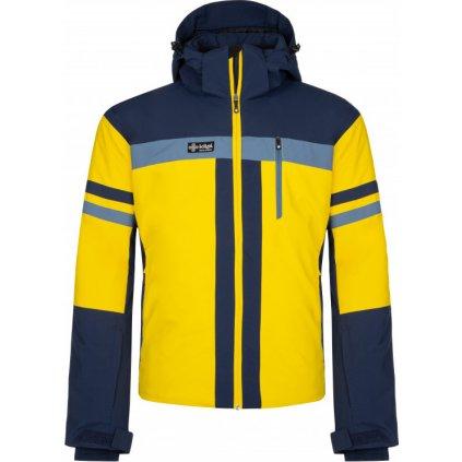 Pánská lyžařská bunda KILPI Ponte-m žlutá
