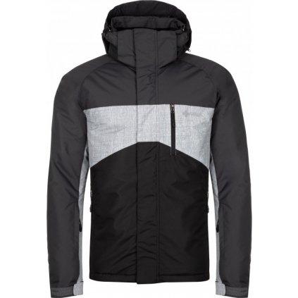 Pánská zimní bunda KILPI Ober-m černá