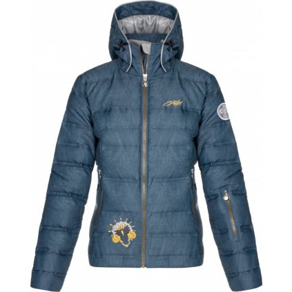 Dámská lyžařská bunda KILPI Maila-w modrá