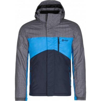 Pánská zimní bunda KILPI Ober-m tmavě modrá