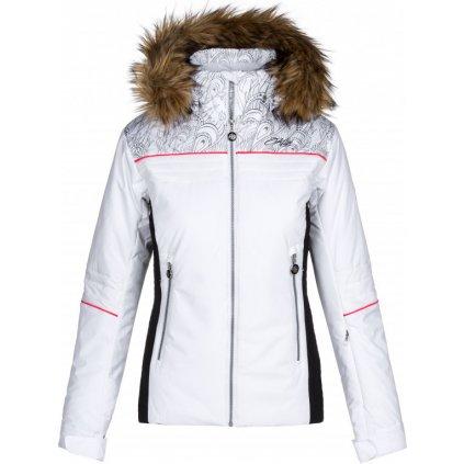 Dámská lyžařská bunda KILPI Henesie-w bílá