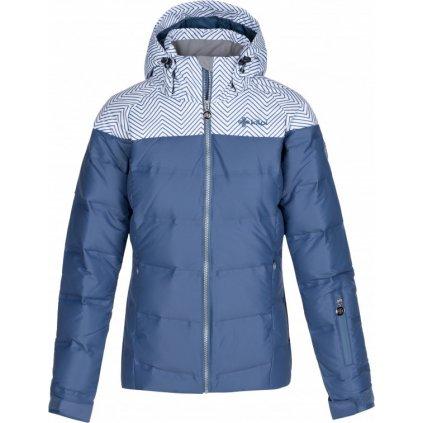 Dámská lyžařská bunda KILPI Buffy-w modrá
