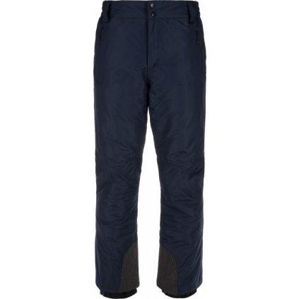 Pánské lyžařské kalhoty KILPI Gabone-m tmavě modrá