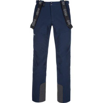 Pánské lyžařské kalhoty KILPI Rhea-m tmavě modrá
