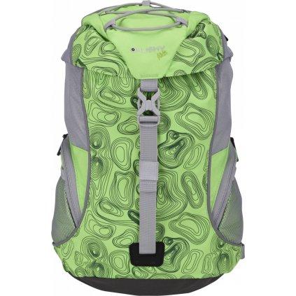 Dětský batoh HUSKY Spring 12l zelená
