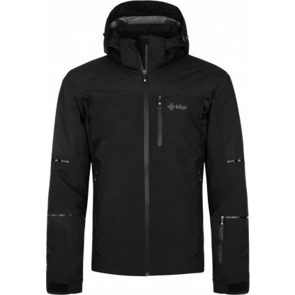 Pánská lyžařská bunda KILPI Tonn-m černá
