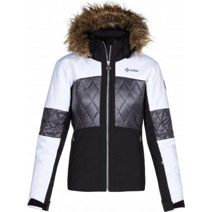 Dámská lyžařská bunda KILPI Elza-w černá