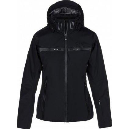 Dámská lyžařská bunda KILPI Hattori-w černá