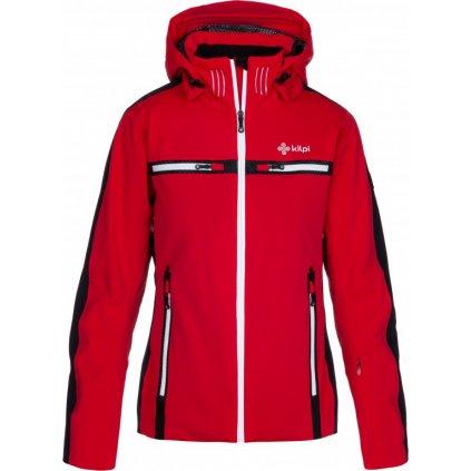 Dámská lyžařská bunda KILPI Hattori-w červená