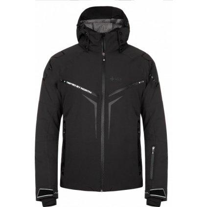 Pánská lyžařská bunda KILPI Turnau-m černá 6XL