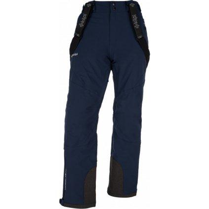 Pánské lyžařské kalhoty KILPI Methone-m tmavě modrá