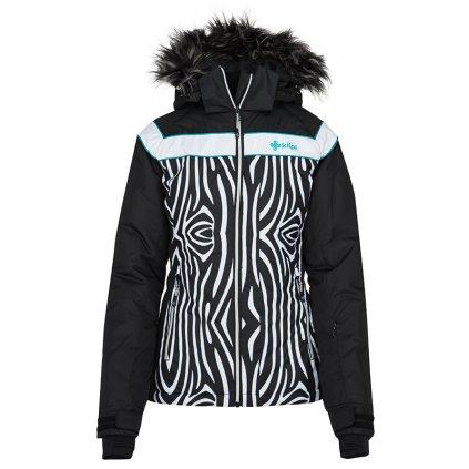 Dámská lyžařská bunda KILPI Babu-w černá