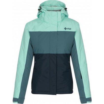 Dámská zimní lyžařská bunda KILPI Mils-w modrá
