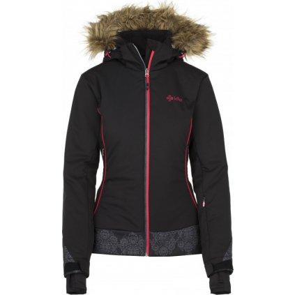 Dámská lyžařská bunda KILPI Vera-w černá