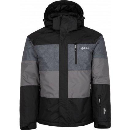 Pánská lyžařská bunda KILPI Ormes-m černá