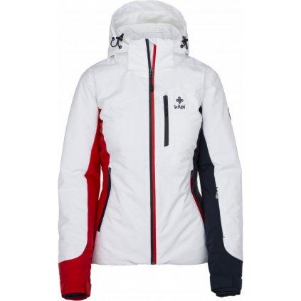 Dámská lyžařská bunda KILPI Sylva-w bílá