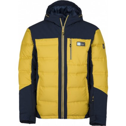 Pánská lyžařská bunda KILPI Helios-m žlutá