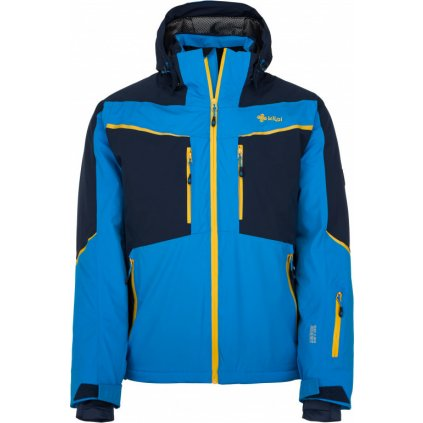 Pánská lyžařská bunda KILPI Io-m modrá