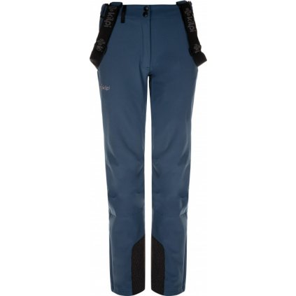Dámské softshellové kalhoty KILPI Rhea-w modrá