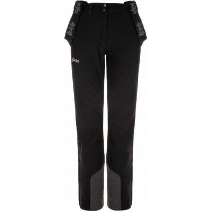 Dámské softshellové kalhoty KILPI Rhea-w černá