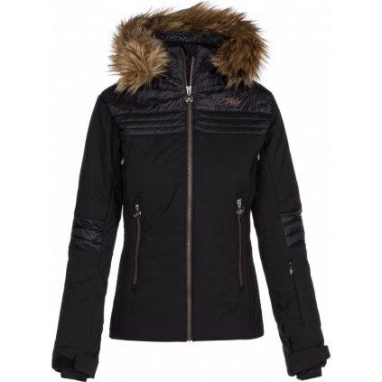 Dámská lyžařská bunda KILPI Henesie-w černá