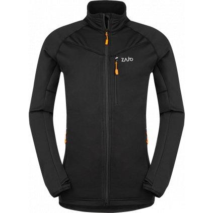 Pánská bunda ZAJO Arlberg Jkt černá