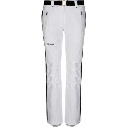 Dámské lyžařské kalhoty KILPI Hanzo-w bílá