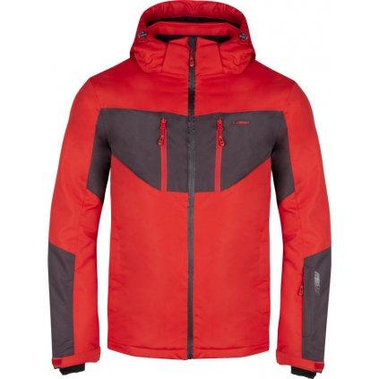 Pánská lyžařská bunda LOAP Lander červená