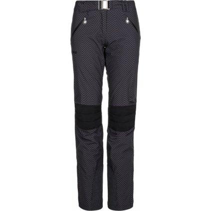 Dámské lyžařské kalhoty KILPI Tyrol-w tmavě šedá