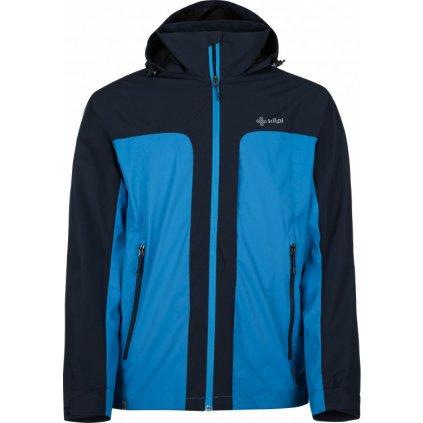 Pánská outdoorová bunda KILPI Ortler-m modrá