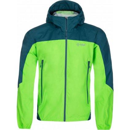 Pánská outdoorová bunda KILPI Hurricane-m zelená